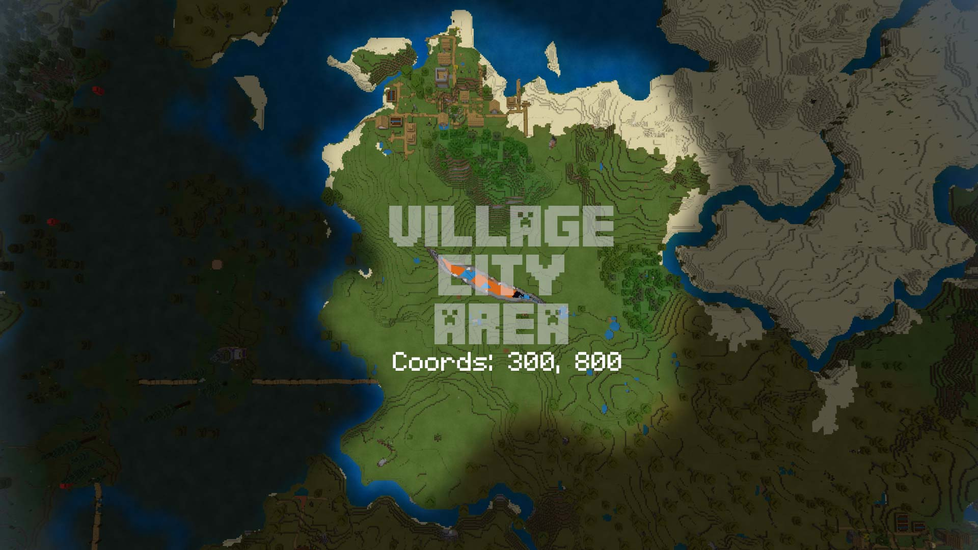 Season 1 Village City Area